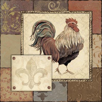 Rooster I-Jo Moulton-Art Print
