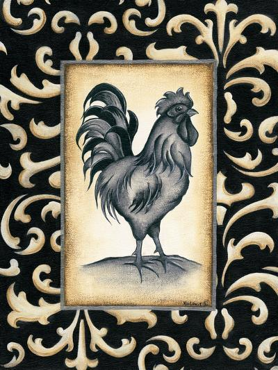 Rooster I-Kim Lewis-Art Print
