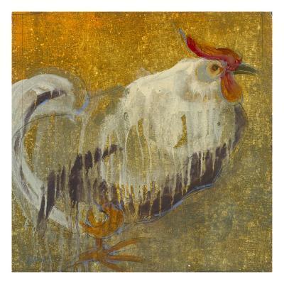 Rooster II-Maeve Harris-Premium Giclee Print