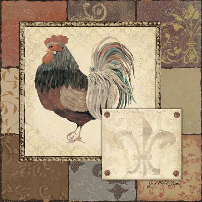 Rooster II-Jo Moulton-Art Print