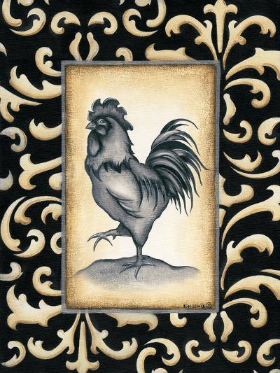Rooster II-Kim Lewis-Art Print