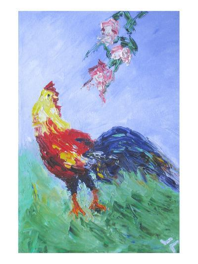 Rooster--Art Print