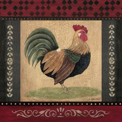 Rooster-Jo Moulton-Art Print