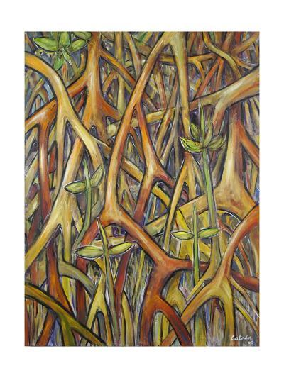Roots 2, 2005-Xavier Cortada-Giclee Print