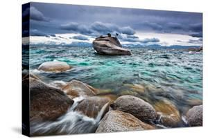 Storm, Lake Tahoe by Ropelato Photography; EarthScapes