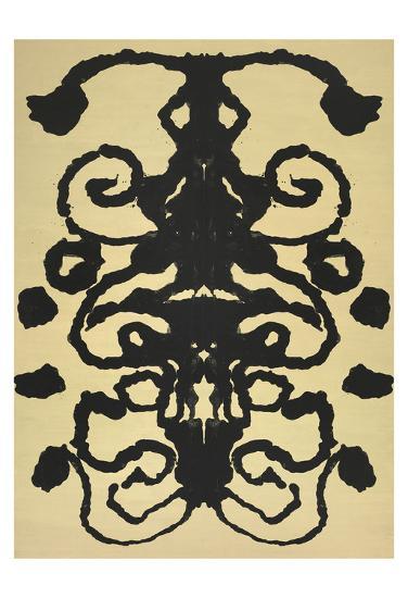 Rorschach, 1984-Andy Warhol-Art Print