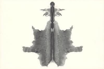 Rorschach Chart Image--Art Print