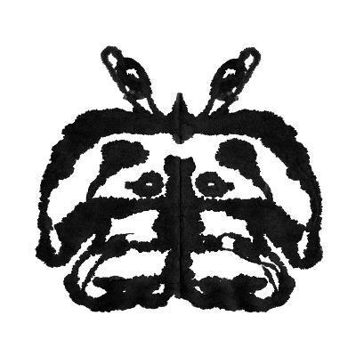 Rorschach Test-akova-Art Print