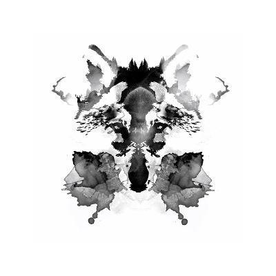 Rorschach-Robert Farkas-Giclee Print