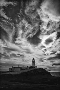 Light Change Over Lighthouse by Rory Garforth
