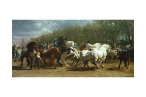 The Horse Fair, 1852-55 by Rosa Bonheur