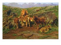 The Horse Fair, 1852-55-Rosa Bonheur-Giclee Print