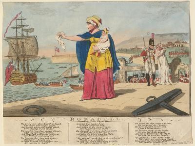 Rosabell, 1806--Giclee Print