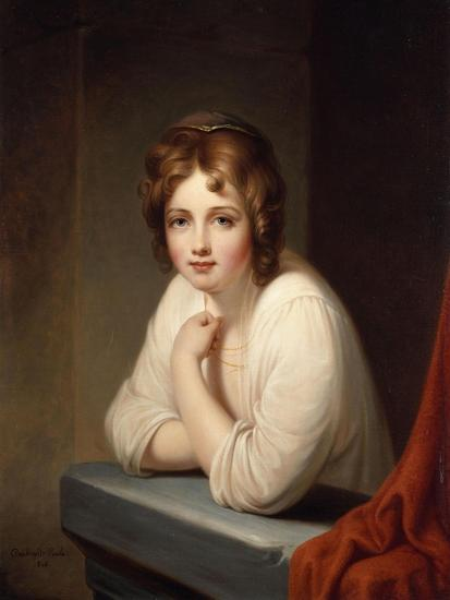 Rosalba, 1846-Frederic Edwin Church-Giclee Print