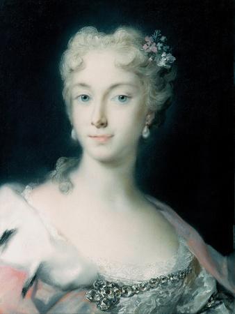 Maria Theresa, Archduchess of Habsburg (1717-178), 1730