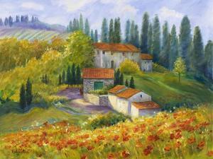 Tuscan Sunlight by Rosanne Kaloustian