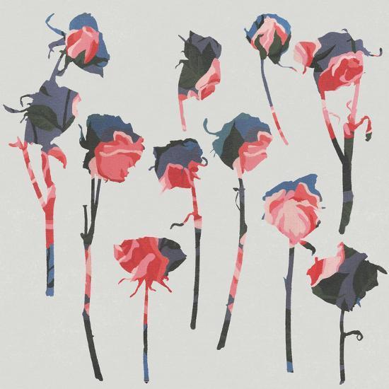 Rose 1-Garima Dhawan-Art Print