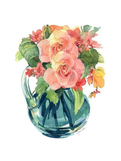 Rose Bouquet II-Julie Paton-Art Print