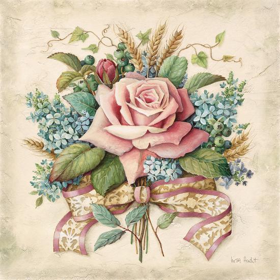 Rose Bouquet-Lisa Audit-Giclee Print