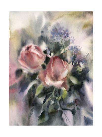 Rose Bouquet-Sophia Rodionov-Art Print