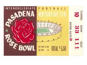 Rose Bowl, Pasadena