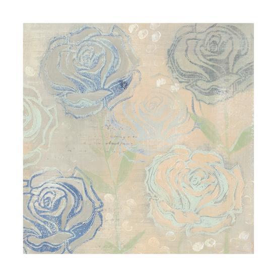 Rose Cache II-Grace Popp-Art Print