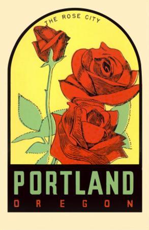 Rose City, Portland, Oregon