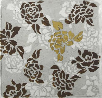 Rose Composition I-Jennifer Goldberger-Art Print