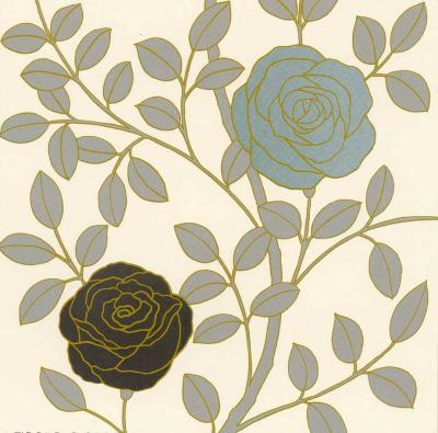 Rose Garden II--Art Print
