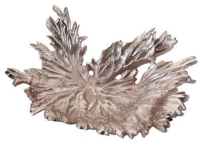 Rose Gold Star Leaf Bowl--Home Accessories