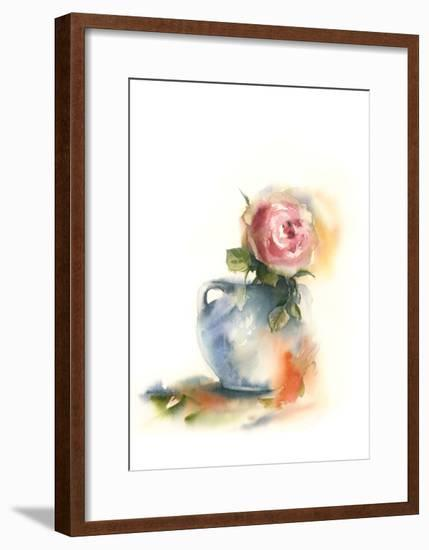 Rose II-Sophia Rodionov-Framed Art Print