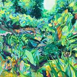 Green Growth-rose lascelles-Giclee Print
