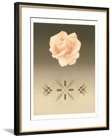 Rose Matrix VI-David Haiden-Framed Limited Edition
