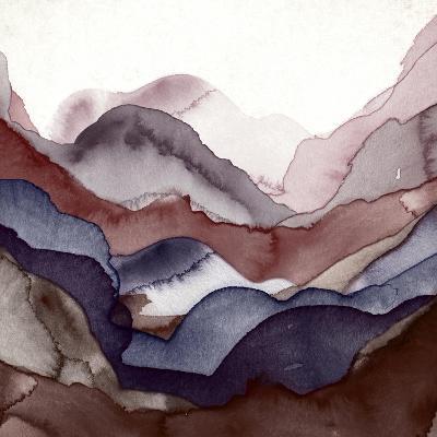 Rose Quartz A-GI ArtLab-Premium Giclee Print