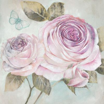 Rose Shimmer-Stefania Ferri-Art Print