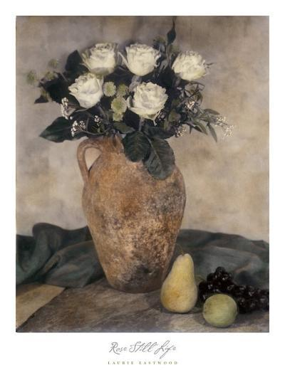 Rose Still Life-Laurie Eastwood-Art Print