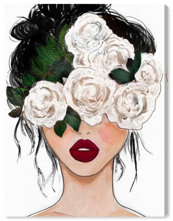 Rose Vision Canvas Art