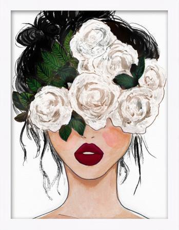 Rose Vision Framed Art