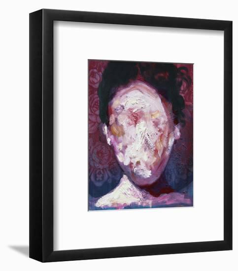 Rose-János Huszti-Framed Art Print