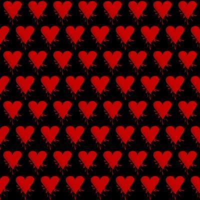 Heart Splatter