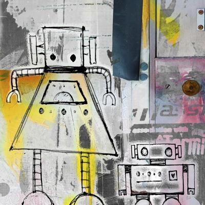 Mum and Son Robots
