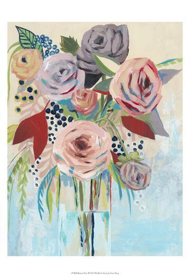 Roseate Posy II-Grace Popp-Art Print