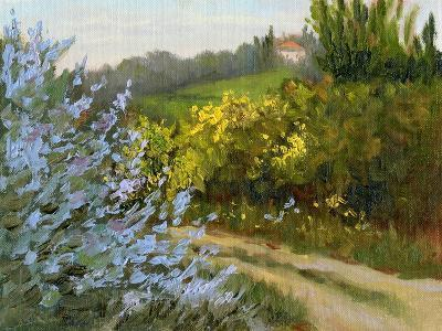 Rosemary by the Road-Mary Jean Weber-Art Print