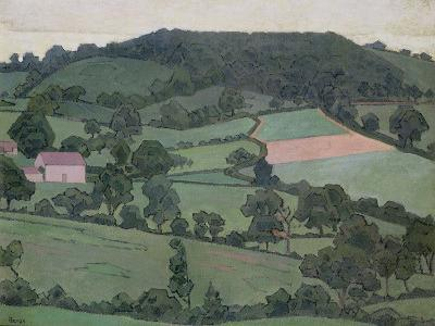 Rosemary La Vallee, 1916-Robert Polhill Bevan-Giclee Print