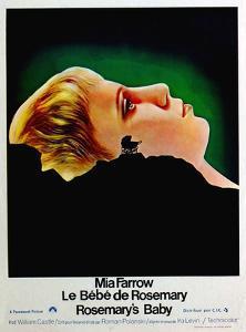 Rosemary's Baby, (aka Le Bebe De Rosemary), Mia Farrow, 1968