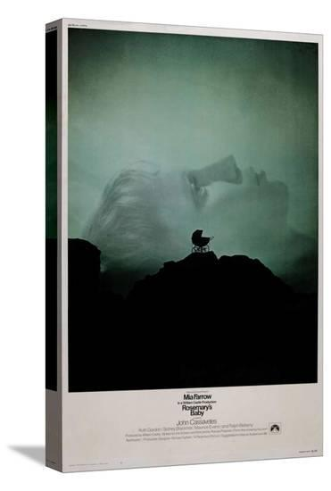 Rosemary's Baby--Stretched Canvas Print