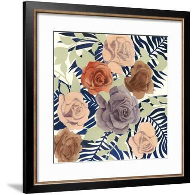 Rosen Palms II-Grace Popp-Framed Giclee Print