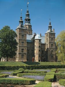 Rosenborg Castle, Copenhagen, Built by Christian IV, 1606