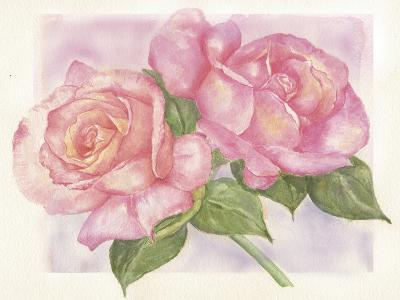 Roses 2-Maria Trad-Giclee Print