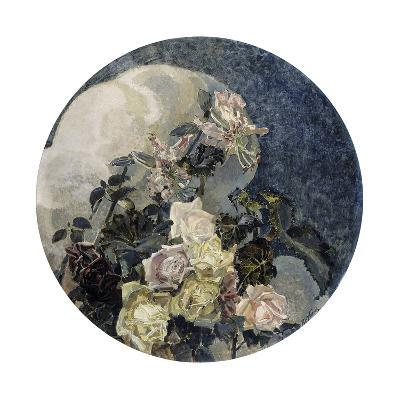 Roses and Orchids, 1894-Mikhail Vrubel-Giclee Print